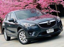 Mazda CX-5 2.0 S ปี 2015 ฟรีทุกค่าใช้จ่ายเลยค่ะ