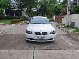 2009 BMW 520d สีขาว สภาพดี