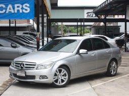 ขายรถ 2010 Mercedes-Benz C200 Kompressor 1.8 Elegance รถเก๋ง 4 ประตู