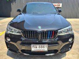 🔥จองให้ทัน🔥 BMW X4 xdrive 20d M sport ปี 2017 ดีเซลล้วน รถศูนย์
