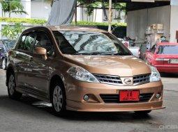 ขายรถ Nissan Tiida 1.6 G ปี2010 รถเก๋ง 5 ประตู