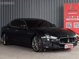 2014 Maserati Ghibli 3.0 S รถเก๋ง 4 ประตู รถสวย