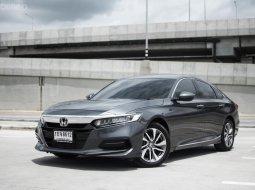 Honda Accord 1.5 Turbo EL ปี 2019 ไมล์นางฟ้า 11,000 มือเดียวป้ายแดง ประวัติศูนย์