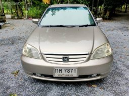 2002 Honda CIVIC 1.7 EXi รถเก๋ง 4 ประตู