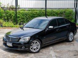 2008 Mercedes-Benz C200 Kompressor 1.8 Avantgarde รถเก๋ง 4 ประตู รถบ้านแท้