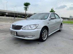 จองด่วน TOYOTA CAMRY 2.4 Q 2004 รถสวยพร้อมใช้ราคาถูกมาก