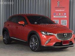 2018 Mazda CX-3 2.0 S SUV รถสวย