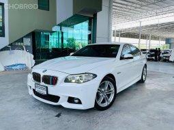 2015 BMW 520d 2.0 M Sport รถเก๋ง 4 ประตู รถบ้านแท้