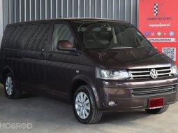 2013 Volkswagen Caravelle 2.0 TDi รถตู้/MPV รถบ้านมือเดียว