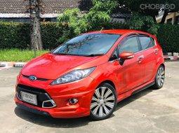 2012 Ford Fiesta 1.6 Sport รถเก๋ง 5 ประตู รถสวย