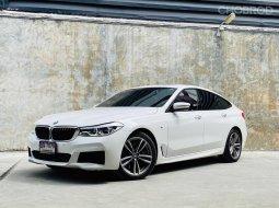 2018 BMW 630d 3.0 Gran Turismo M Sport รถเก๋ง 4 ประตู ไมล์