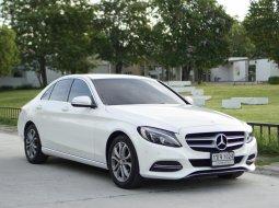 2015 Mercedes-Benz C200 2.0 Avantgarde service ใหญ่ทำไว้ใช้ไม่ก่ะขาย
