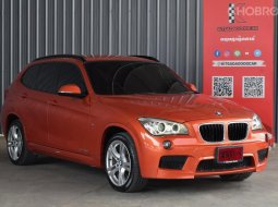 2016 BMW X1 2.0 sDrive20d M Sport SUV รถบ้านแท้