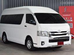 2016 Toyota COMMUTER 3.0 D4D รถตู้/MPV ออกรถฟรีดาวน์