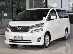 2010 Toyota VELLFIRE 2.4 V รถตู้/MPV ออกรถง่าย