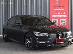 2016 BMW 740Li 3.0 Pure Excellence รถเก๋ง 4 ประตู เจ้าของขายเอง