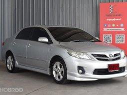 2013 Toyota Corolla Altis 1.8 G รถเก๋ง 4 ประตู ออกรถฟรีดาวน์
