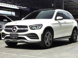 2020 Mercedes-Benz GLC 220 2.0 d 4MATIC AMG Dynamic 4WD รถเก๋ง 4 ประตู