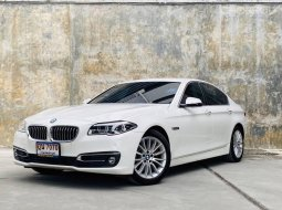 2017 BMW 525d 2.0 Luxury รถเก๋ง 4 ประตู ไมล์