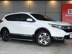 2018 Honda CR-V 2.4 E รุ่นรองท็อปของ CRV รุ่นน้ำมันเบนซิน รถมือแรกจากป้ายแดงครับ P6076