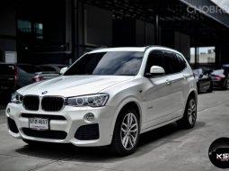 2017 BMW X3 2.0 xDrive20d 4WD รถเก๋ง 5 ประตู ออกรถง่าย
