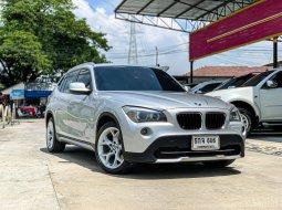 2012 BMW X1 2.0 sDrive18i ออกรถง่าย