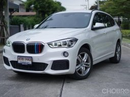 2019 BMW X1 2.0 sDrive20d M Sport รถบ้านมือเดียว