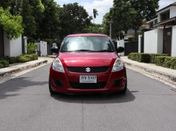 ใมล์ 70,000 Km 2013 Suzuki Swift 1.2 GA รถเก๋ง 5 ประตู ลูกค้านำมาเทิร์นออกรถใหม่