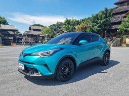 2018 Toyota C-HR 1.8 HV Mid รถเก๋ง 5 ประตู  A/T