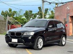 จองด่วน BMW X3 2.0d HIGHLINE โฉม F25 2014 สีดำ