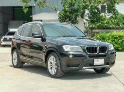 2014 BMW X3 2.0 xDrive20d Highline 4WD SUV ออกรถง่าย