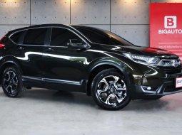 2018 Honda CR-V 2.4 EL 4WD SUV AT Model Top ที่สุดของรุ่นเบนซิน รุ่น 7 ที่นั่ง B8412