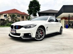BMW SERIES 4 420D convertible M SPORT  เครดิตดี ฟรีดาวน์ จัดได้เต็ม เปิดที่ 1,950,000.-