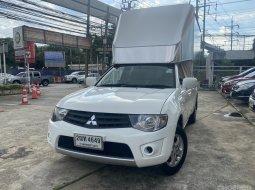 2013 Mitsubishi TRITON 2.4 GL รถกระบะ
