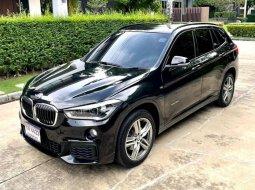 จองด่วน BMW X1 sDrive20d M Sport สีดำ ปี 2018