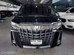 2018 Toyota ALPHARD 2.5 S C-Package รถตู้/MPV เจ้าของขายเอง