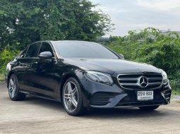 2018 Mercedes-Benz E350e 2.0 AMG Dynamic   รถสวยกริ๊บ ไมล์แท้ ได้วารันตีศูนย์ 5 ปี ถึง 2023