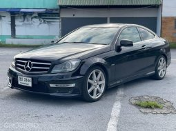 2012 Mercedes-Benz C250 CGI 1.8 Avantgarde รถเก๋ง 2 ประตู ไมล์