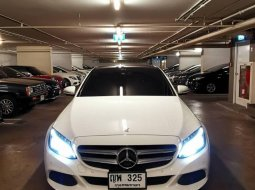 2016 Mercedes-Benz C350e AMG Dynamic รถเก๋ง 4 ประตู รถบ้านมือเดียว