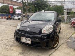 2012 Nissan MARCH 1.2 EL รถเก๋ง 5 ประตู