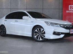 2016 Honda Accord 2.0 Hybrid TECH i-VTEC Sedan AT Model Minorchange รุ่น Top สุดB8282