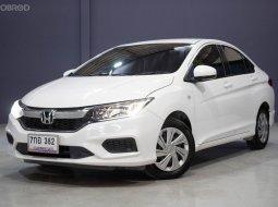 2018 Honda CITY 1.5 S i-VTEC รถเก๋ง 4 ประตู ดาวน์ 0%