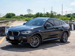 2019 BMW X4 2.0 xDrive20d M Sport X 4WD SUV ฟรีดาวน์