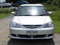 ขายรถบ้าน2004 Honda CIVIC 1.7 VTi รถเก๋ง 4 ประตู