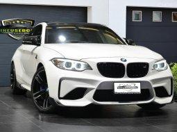 BMW M2 Coupe 370 แรงม้า แรงเร็ว น่าสะสม สปอร์ตร่างเล็กที่  อยากมีไว้ครอบครอง 0-100 เพียง 4.3 ว