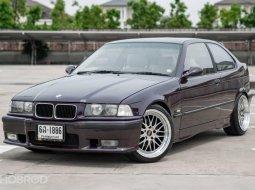 จองให้ทัน BMW 316i Compact E36 ปี 1998 ตัวรถสีม่วงเดิมจากโรงงาน