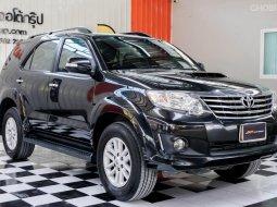 🔥ฟรีทุกค่าดำเนินการ🔥 2013 Toyota Fortuner 2.5 V SUV รถสภาพดี