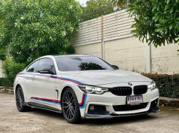 2018 BMW 430i 2.0 M Sport รถเก๋ง 2 ประตู ศูนย์ไทยหล่อๆ