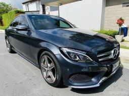 2015 Mercedes-Benz C300 2.1 Blue TEC HYBRID AMG Dynamic รถเก๋ง 4 ประตู