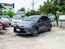 2021 Toyota Yaris 1.2 Sports Premium รถสวยสภาพพร้อมใช้งาน ไม่แตกต่างจากป้ายแดงเลย